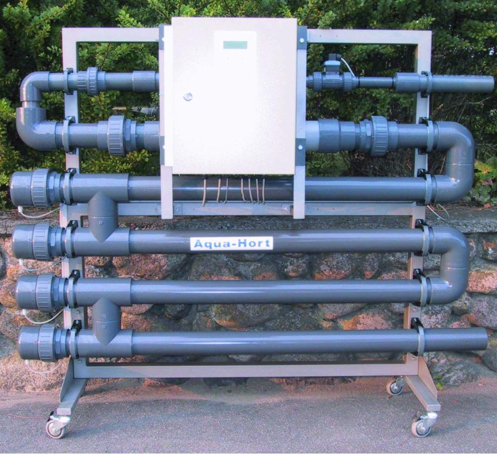 Aqua-Hort zariadenie pre skleník fóliovník