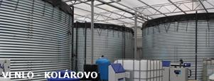 skleník VENLO Kolárovo, geotermálne kúrenie