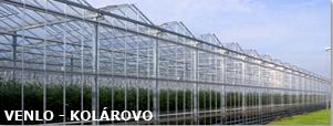 skleník VENLO Kolárovo, riadenie klímy
